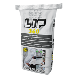LIP 360 Fiberpuds Let 20kg
