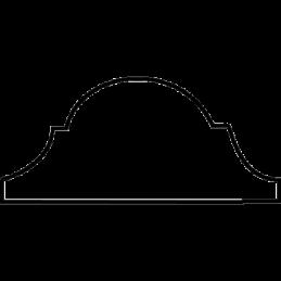 Almueliste 15x33 mm