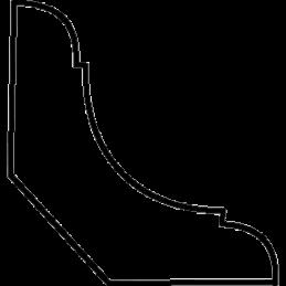 Almueliste 27x27 mm