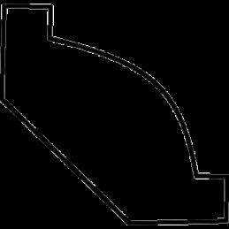 Almueliste 30x30 mm