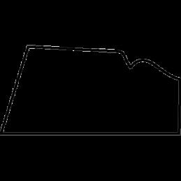 Almueliste 34x68 mm