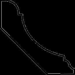 Almueliste 61x61 mm