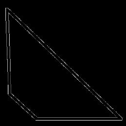 Fejeliste 16x16 mm Fyr