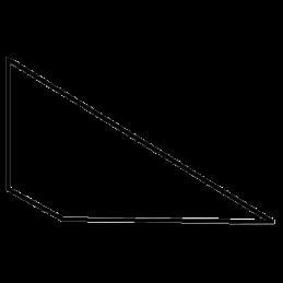 Fejeliste 22x35 mm Fyr