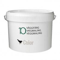 color vægmaling glans 10...