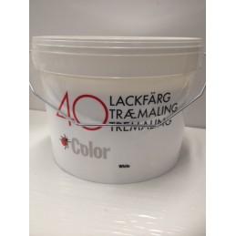 Color træmaling glans 40...