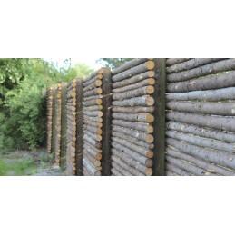 rafter 4-7cm m/bark 220cm