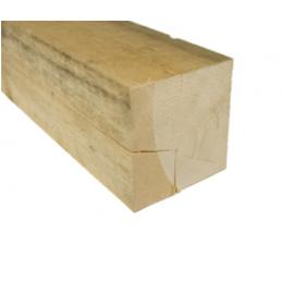 tømmer C18 125 x 125mm