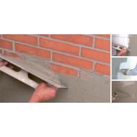 Spartling af vægge og facader