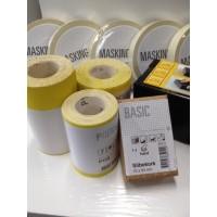Tape & sandpapir